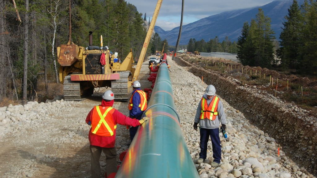 Construction accelerating on Trans Mountain Expansion Project