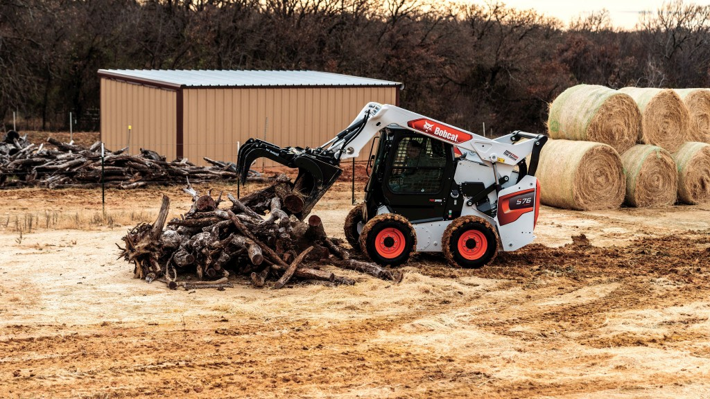 Bobcat introduces redesigned R-Series compact loaders