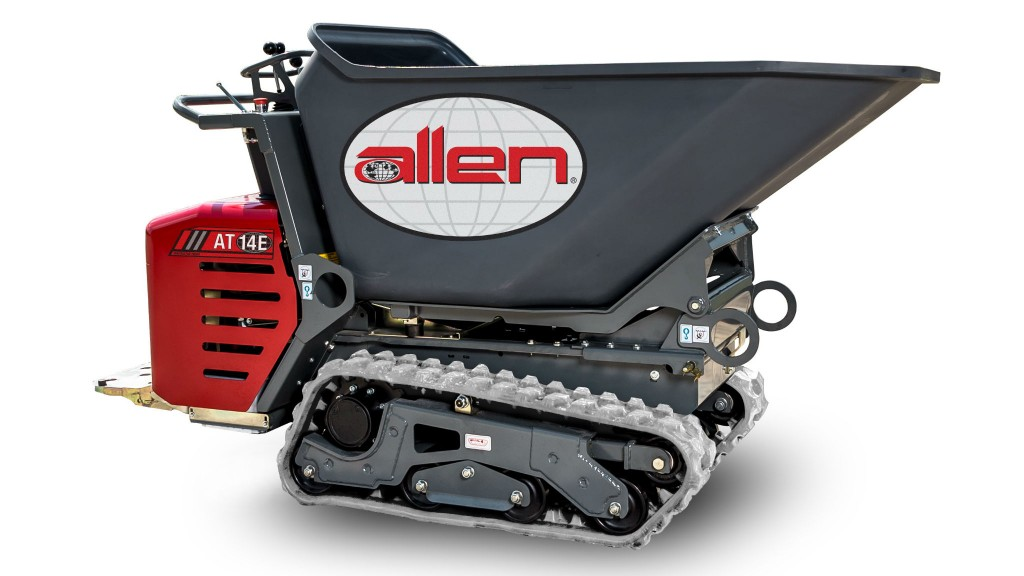 Allen introduces fully electric track buggy at ARA Show