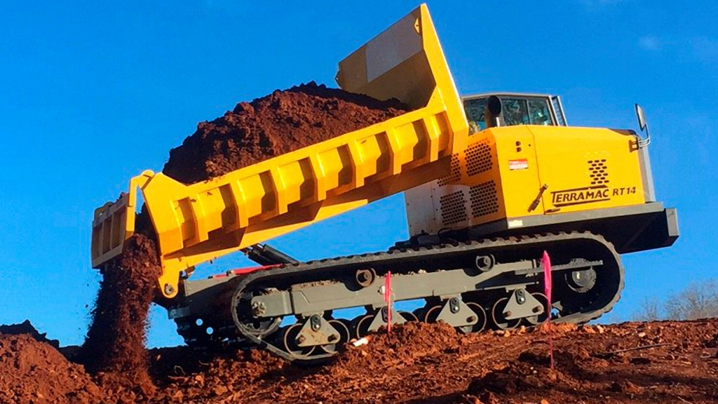 How rubber-tracked carriers are redefining the transport of materials, equipment and personnel