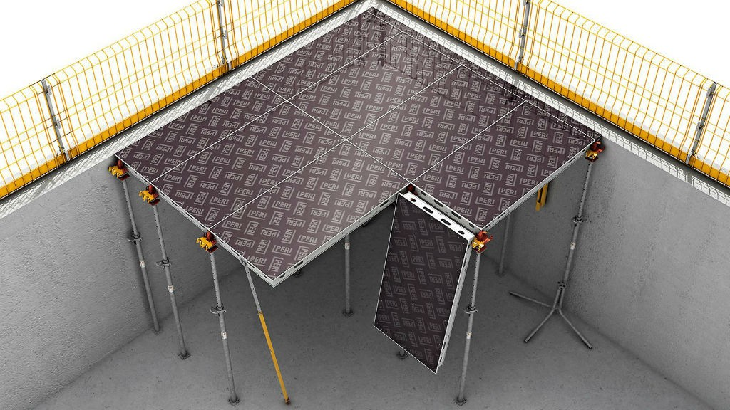 Peri releases safety-enhanced large panel formwork system