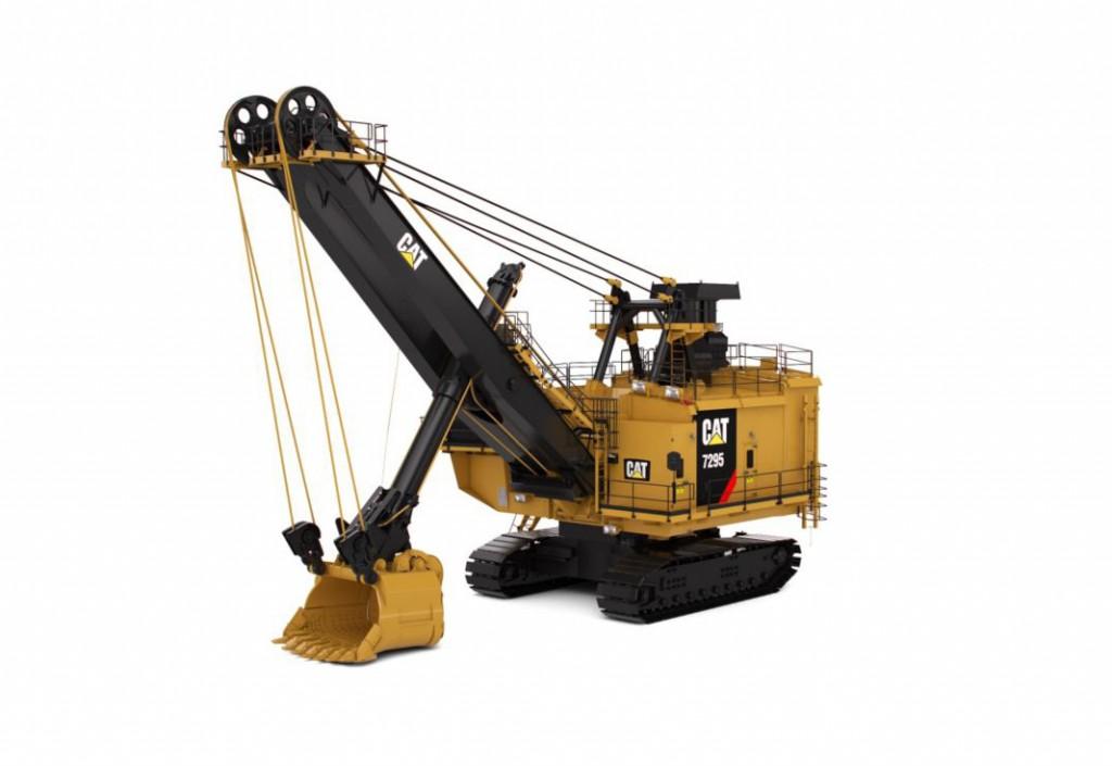 Caterpillar Inc. - 7295 Mining Shovels