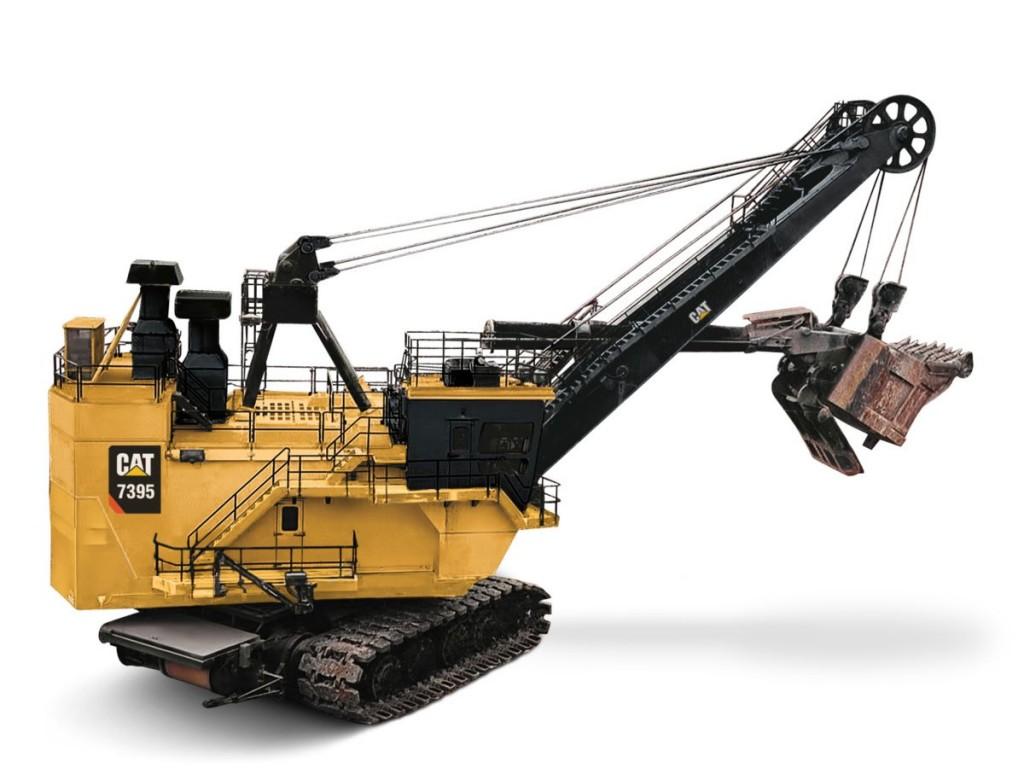 Caterpillar Inc. - 7395 Mining Shovels
