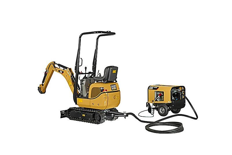 Caterpillar Inc. - 3009D VPS with HPU300 Mini Excavators