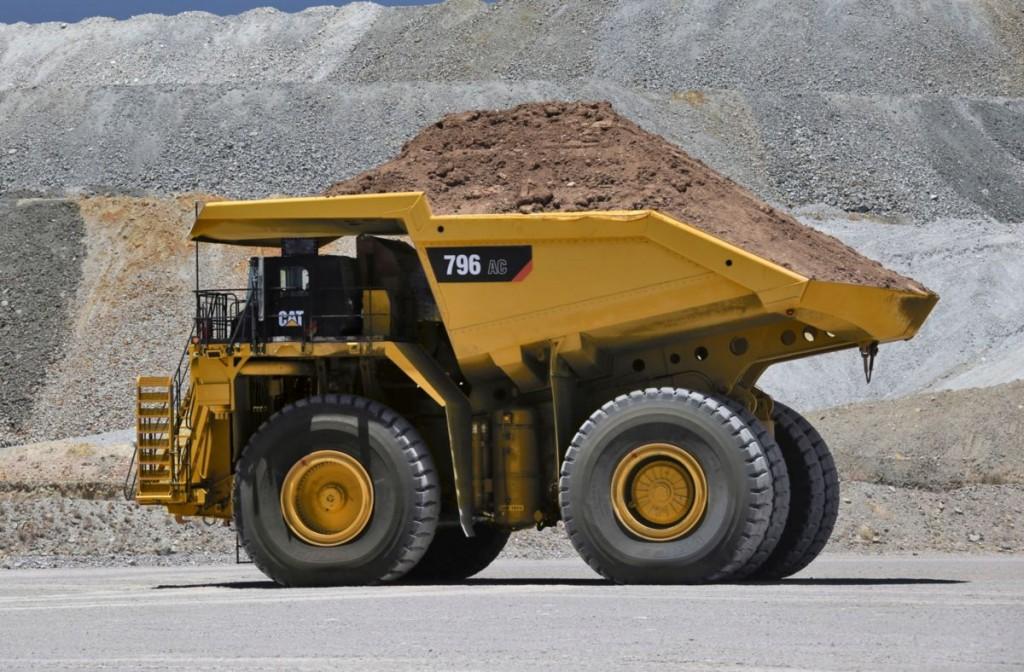 Caterpillar Inc. - 796 AC Mining Trucks