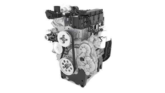 "FPT Industrial​ engine named ""Diesel of the Year"" for third time"
