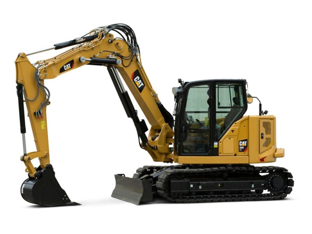 Caterpillar Inc. - 309 CR VAB Mini Excavators