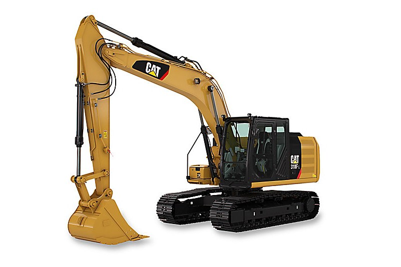 Caterpillar Inc. - 318F L Excavators