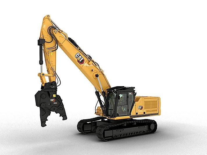Caterpillar Inc. - 340 Straight Boom Demolition Excavators