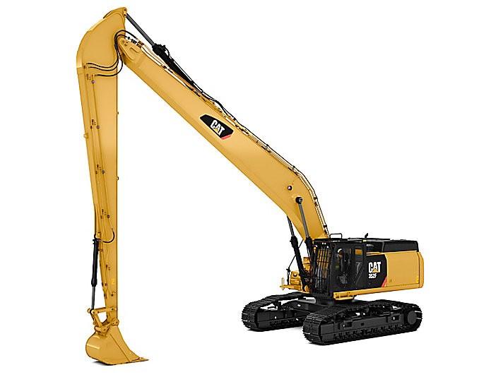Caterpillar Inc. - 352F LRE Excavators