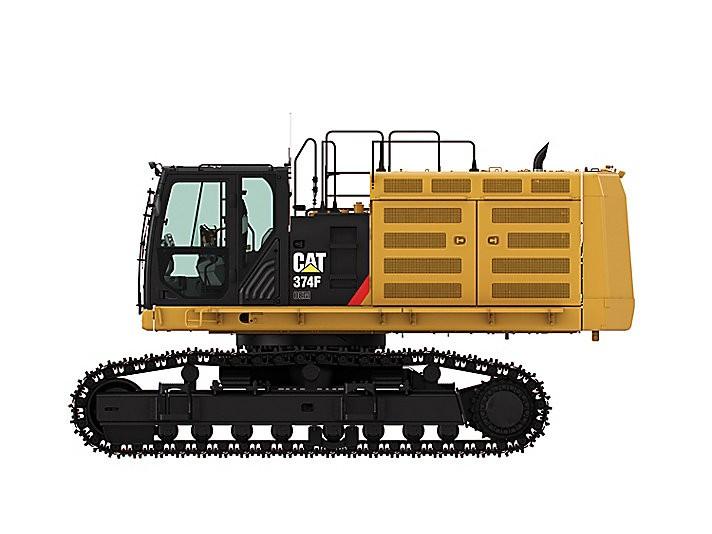 Caterpillar Inc. - 374F OEM Excavators