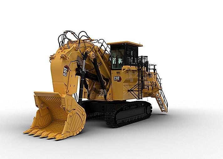 Caterpillar Inc. - 6030 Mining Shovels
