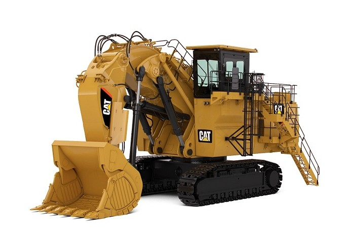 Caterpillar Inc. - 6030 AC Mining Shovels
