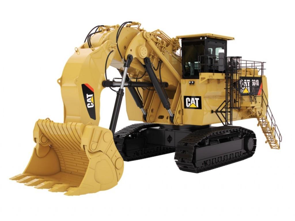 Caterpillar Inc. - 6040/6040 FS Mining Shovels