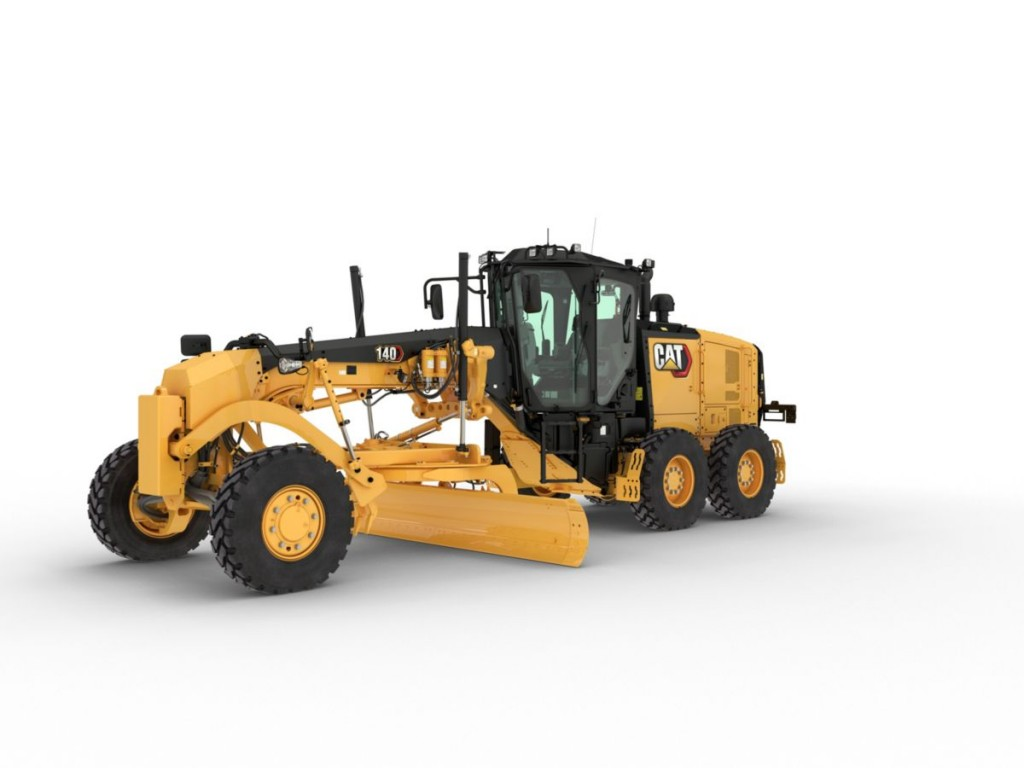Caterpillar Inc. - 140/140 AWD Motor Graders