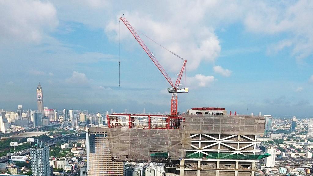 Comansa crane line updates to show at CONEXPO-CON/AGG