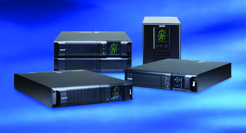 Falcon Electric COTS UPS systems