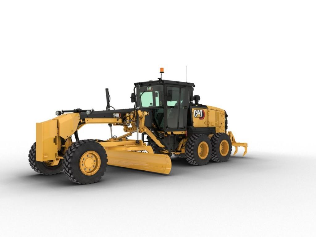 Caterpillar Inc. - 140 / 140 AWD - LVR Motor Graders