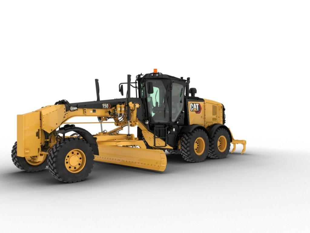 Caterpillar Inc. - 150/150 AWD Motor Graders