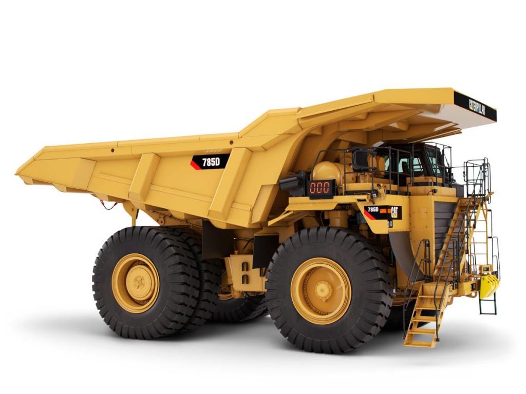 Caterpillar Inc. - 785D Mining Trucks