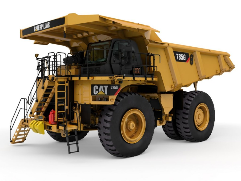 Caterpillar Inc. - 785G Mining Trucks