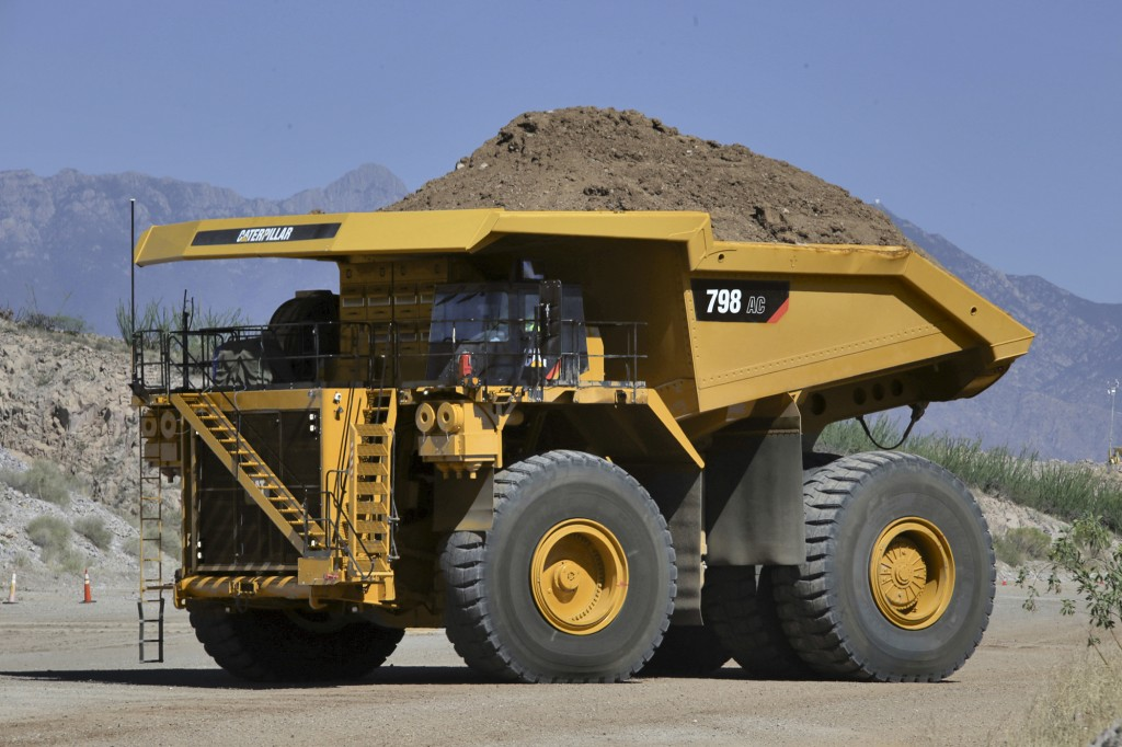 Caterpillar Inc. - 798 AC Mining Trucks