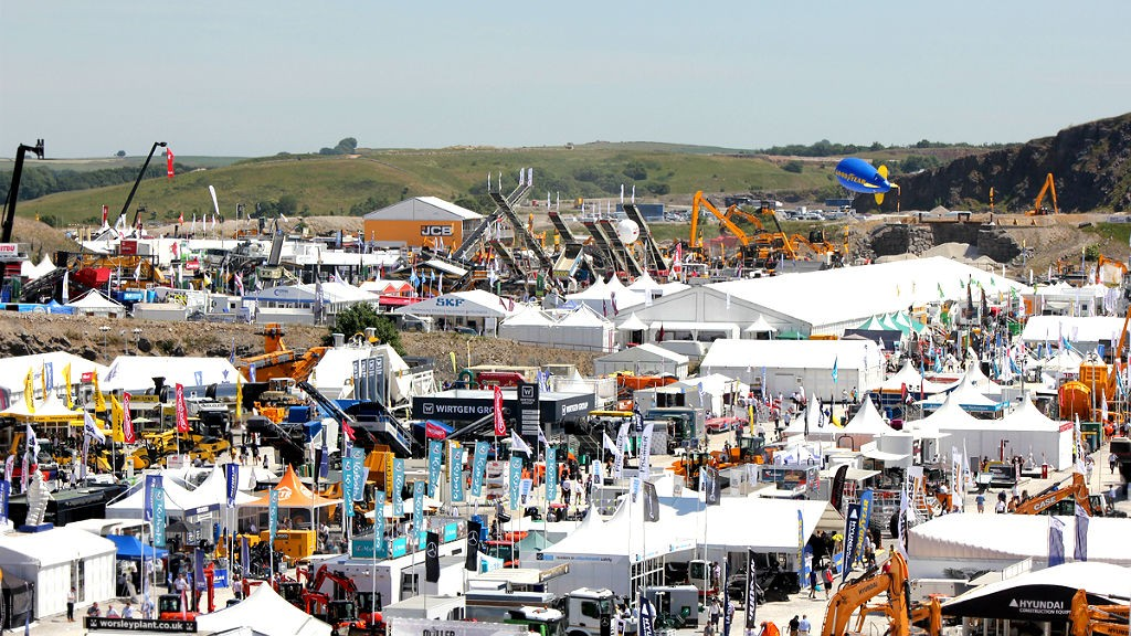 Hillhead's 2018 show turn out.