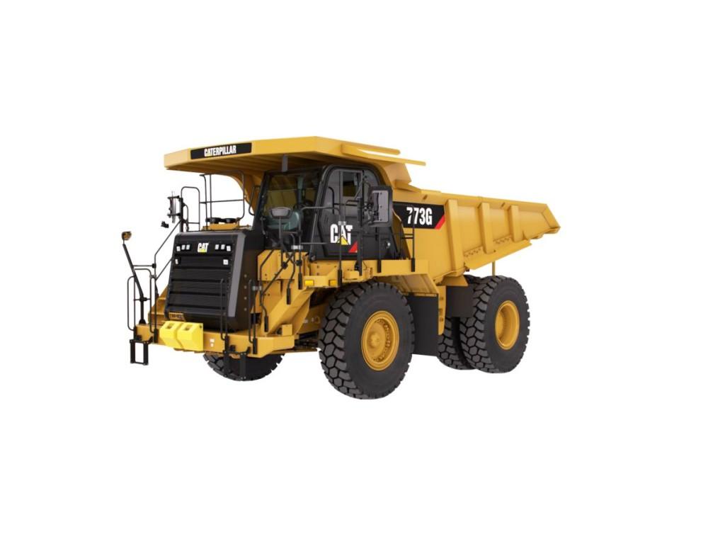 Caterpillar Inc. - 773E Mining Trucks
