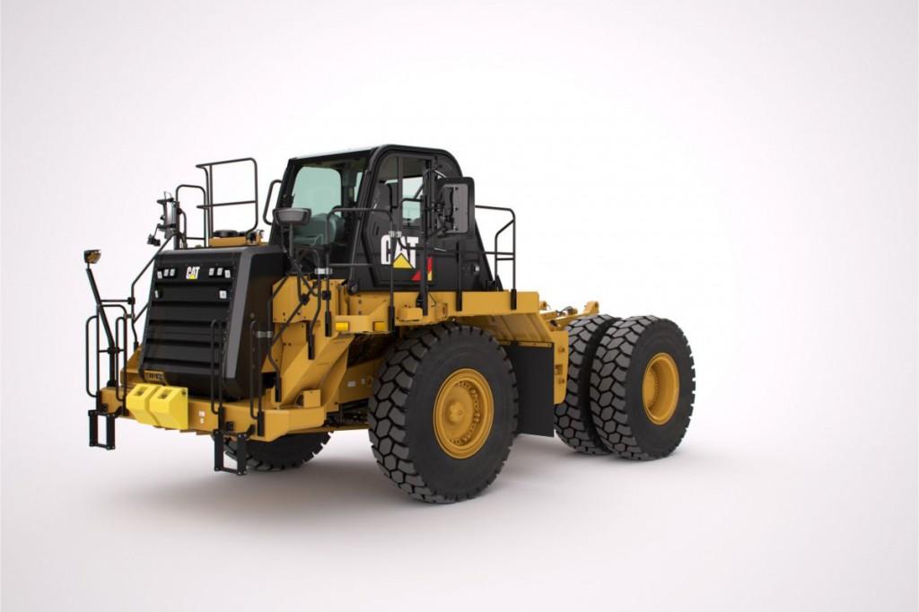 Caterpillar Inc. - 775G WTR Bare Chassis Mining Trucks