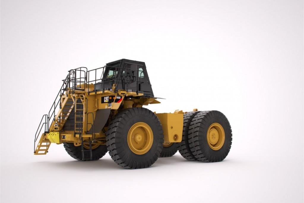 Caterpillar Inc. - 785D WTR Bare Chassis Mining Trucks