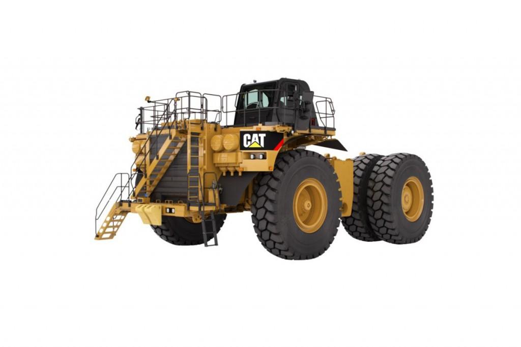 Caterpillar Inc. - 793F WTR Bare Chassis Mining Trucks