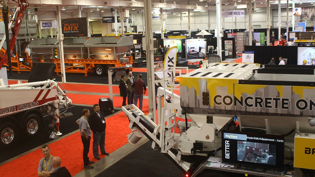 Canadian Concrete Expo draws largest number of attendees, exhibitors to date