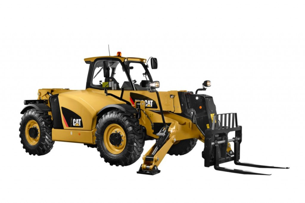 Caterpillar Inc. - TH514D Telehandlers