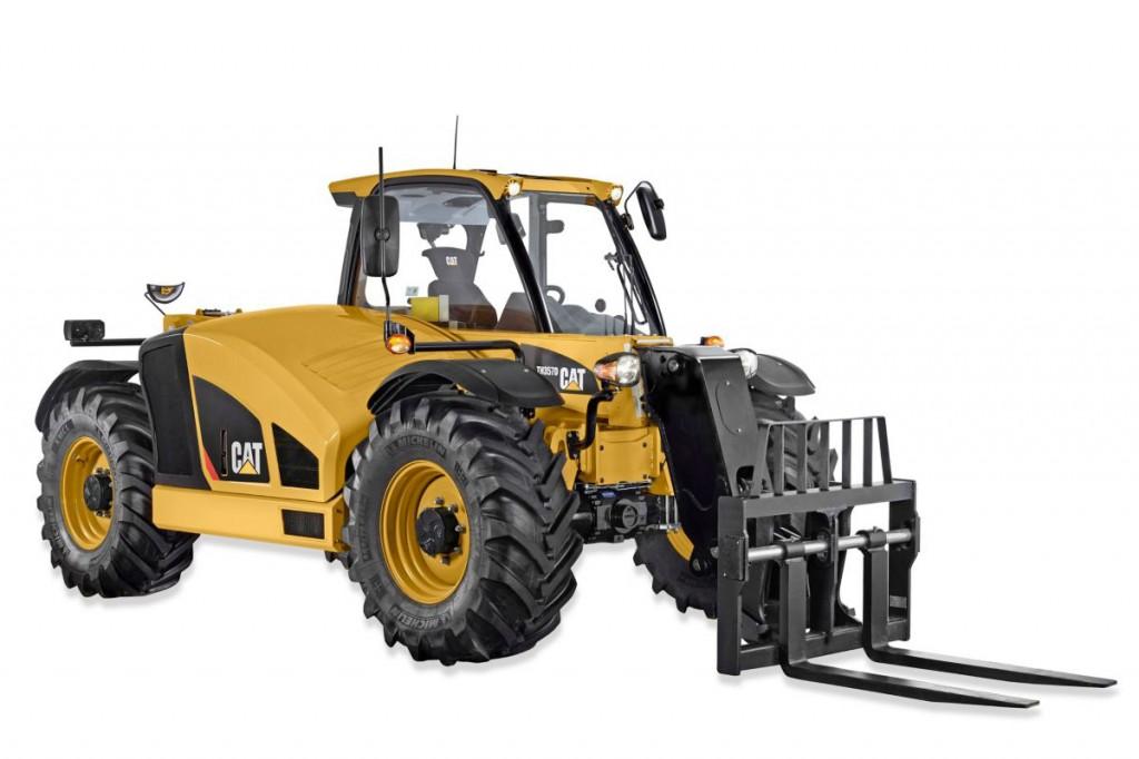 Caterpillar Inc. - TH357D AG HANDLER Telehandlers