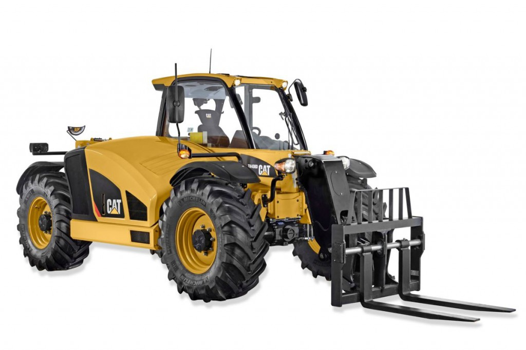 Caterpillar Inc. - TH408D AG HANDLER Telehandlers