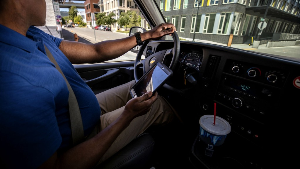 Lytx's AI-powered technology identifies distracted driving