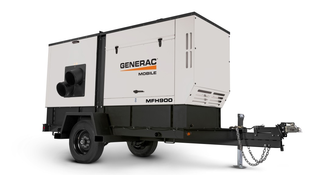 Generac Mobile MFH900 flameless heater