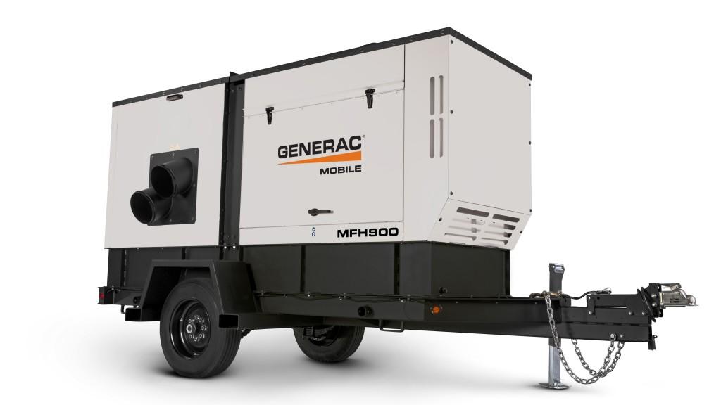 Generac Mobile - MFH900 Mobile Heating