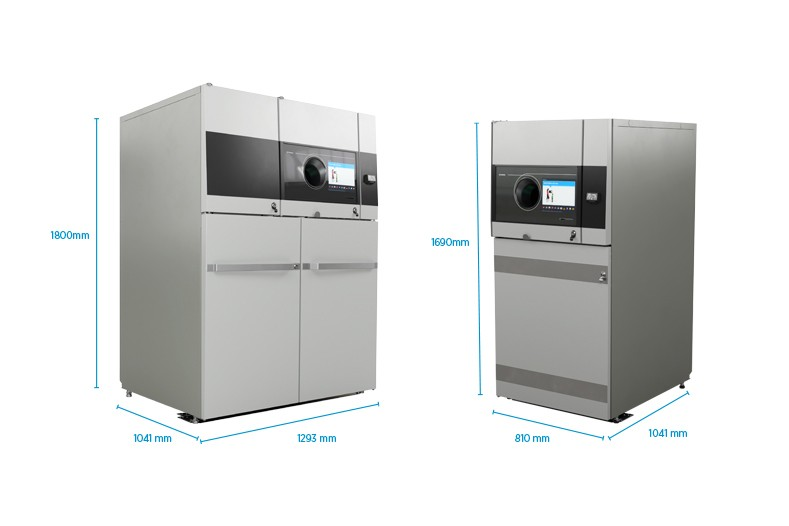 TOMRA Collection Solutions - T70 Single and Dual Reverse Vending Machines