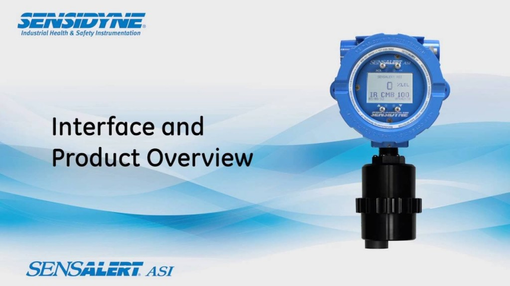 Gas detector from Avensys a universal instrument platform