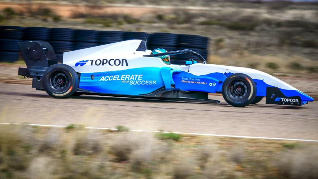 Topcon to talk paving, Formula 3 at CONEXPO-CON/AGG 2020