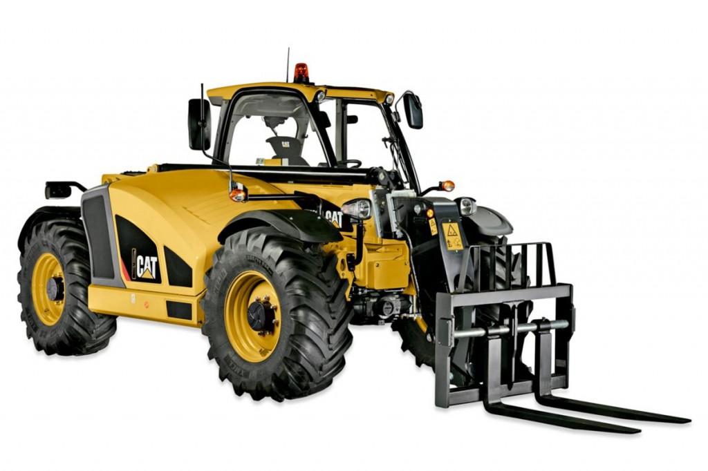 Caterpillar Inc. - TH3510D AG Handler Telehandlers