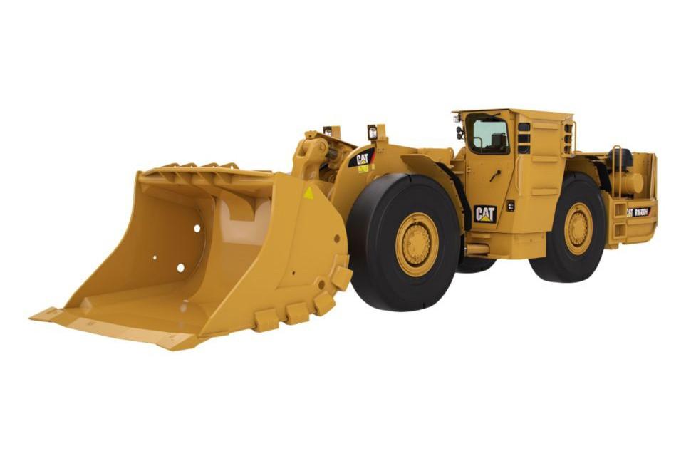Caterpillar Inc. - R1600H Underground Mining Loaders