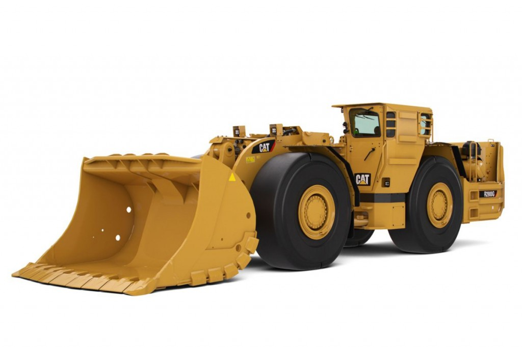 Caterpillar Inc. - R2900G Underground Mining Loaders