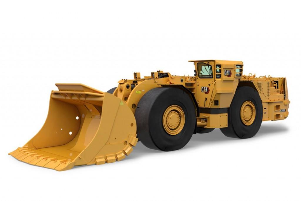 Caterpillar Inc. - R2900 Underground Mining Loaders