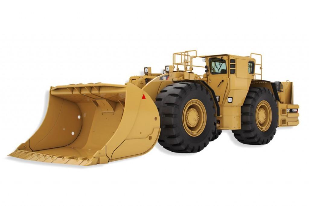 Caterpillar Inc. - R3000H Underground Mining Loaders