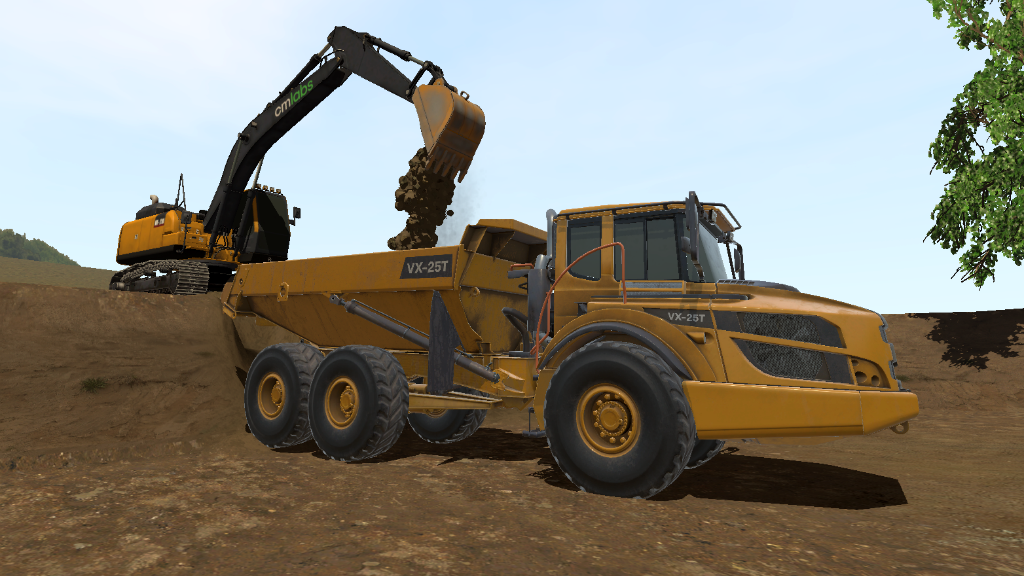 CM Labs technology allows operators to complete collaborative tasks on same virtual jobsite