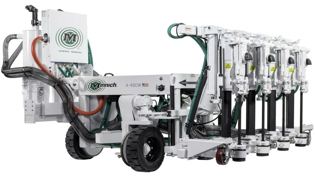 Minnich to introduce vibrator unit, technology enhancements at CONEXPO-CON/AGG 2020