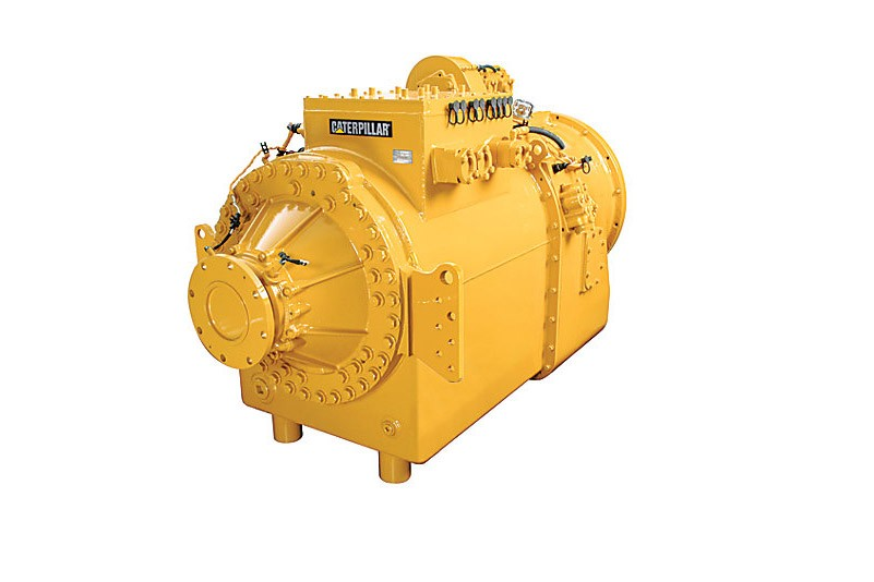 Caterpillar Oil and Gas - TH55-E90 Transmissions