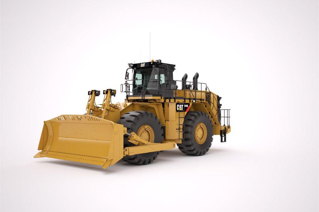 Caterpillar Inc. - 844K Wheel Dozers